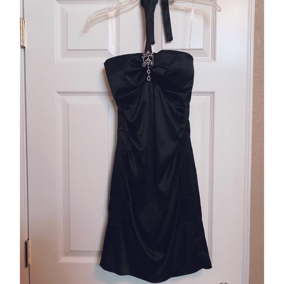 Black Dress Prom Dresses